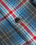 Polo Ralph Lauren Western Flannel Shirt Blue/Red