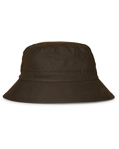 Barbour Lifestyle Wax Sports Hat Olive i gruppen Tilbehør / Hatte & kasketter / Hatte hos Care of Carl (10046511r)