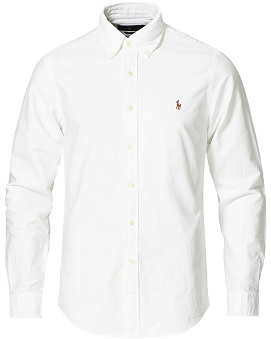 Polo Ralph Lauren Slim Fit Shirt Oxford White