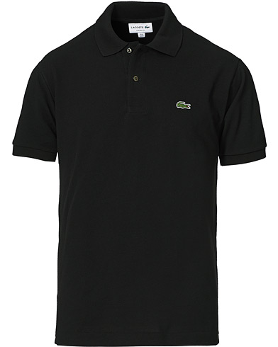 Lacoste Original Polo Piké Black i gruppen Tøj / Polotrøjer hos Care of Carl (10298611r)