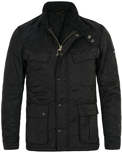 Barbour International Ariel Polarquilt International Black i gruppen Tøj / Jakker / Quiltede jakker hos Care of Carl (10456811r)