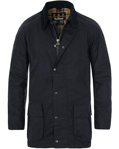 Barbour Lifestyle Bristol Jacket Navy i gruppen Tøj / Jakker / Oilskinsjakker hos Care of Carl (10522211r)