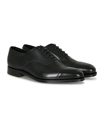 Loake 1880 Aldwych Oxford Black Calf i gruppen Sko / Oxfords hos Care of Carl (10629611r)