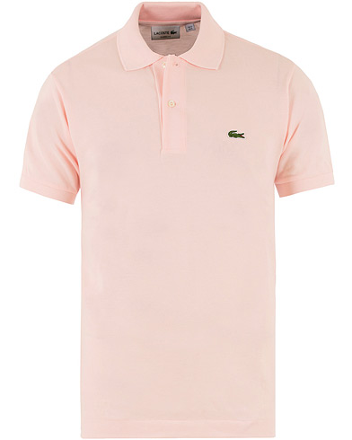 Lacoste Original Polo Piké Flamingo i gruppen Tøj / Polotrøjer hos Care of Carl (10666511r)