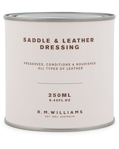 R.M.Williams Saddle Dressing i gruppen Sko / Skopleje / Produkter til skopleje hos Care of Carl (10792410)