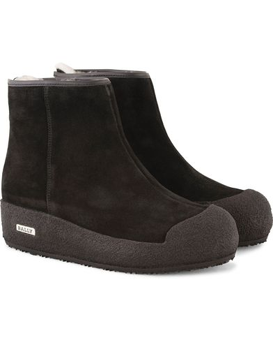 Bally Guard II Curling Boot Black i gruppen Sko / Støvler hos Care of Carl (10800011r)