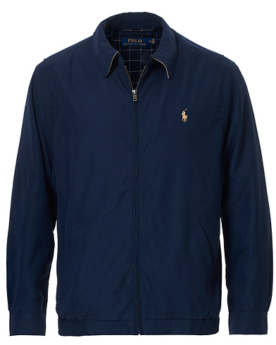 Polo Ralph Lauren BI-Swing Windbreaker French Navy i gruppen Tøj / Jakker / Tynde jakker hos Care of Carl (10976611r)