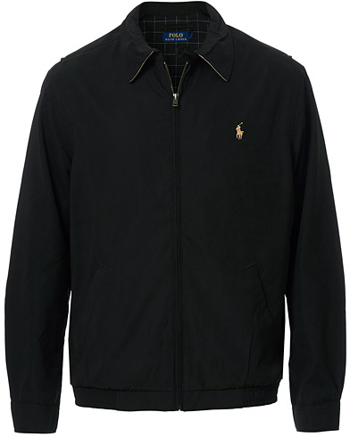 Polo Ralph Lauren BI-Swing Windbreaker RL Black i gruppen Tøj / Jakker / Tynde jakker hos Care of Carl (10976711r)
