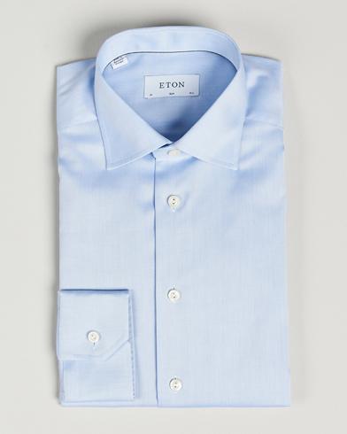 Billede af Eton Slim Fit Shirt Blue
