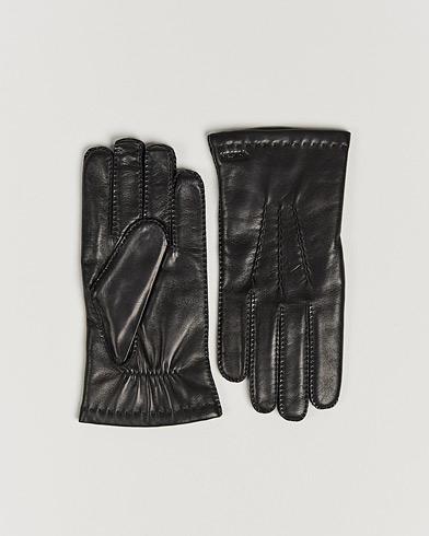 Hestra Edward Wool Liner Glove Black