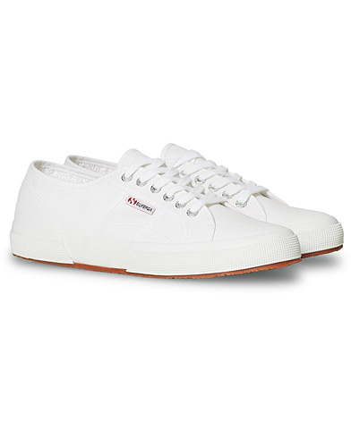 Superga Canvas Sneaker White