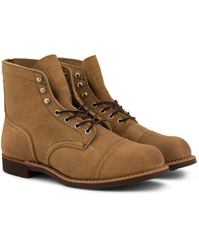 Billede af Red Wing Shoes Iron Ranger Boot Hawthorne Muleskin Leather