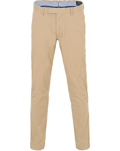Polo Ralph Lauren Tailored Slim Fit Chinos Stretch Classic Stone