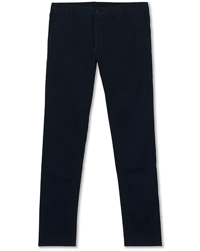 Tiger of Sweden Transit Chino Navy i gruppen Tøj / Bukser / Chinos hos Care of Carl (14793511r)