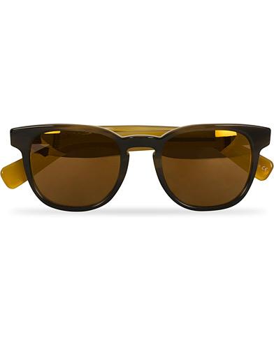 Billede af Paul Smith Hadrian Sunglasses Black Horn/Gold