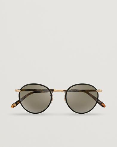 Billede af Garrett Leight Wilson 49 Sunglasses Matte Black/Tortoise/Pure Grey