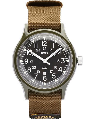 Timex Camper MK1 Green/Black Dial men One size Grøn