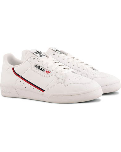 adidas Originals Rascal Leather Sneaker White i gruppen Sko / Sneakers / Sneakers med lavt skaft hos Care of Carl (14978611r)