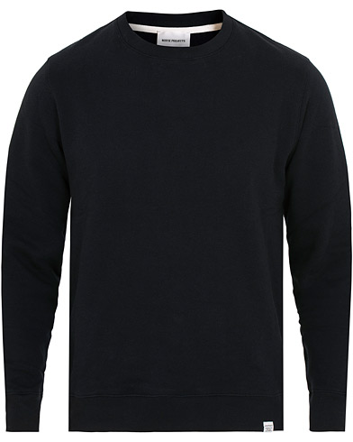 Billede af Norse Projects Vagn Classic Crew Sweatshirt Dark Navy