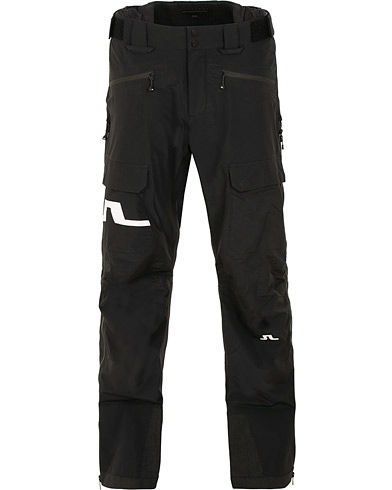 J.Lindeberg M Harper Ski 3 Layer Gore Tex Trousers Black i gruppen Tøj / Bukser / Funktionelle bukser hos Care of Carl (15124511r)