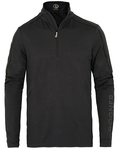 Bogner Harrison Tech Half Zip Sweater Black i gruppen Tøj / Trøjer / Zip-trøjer hos Care of Carl (15133911r)