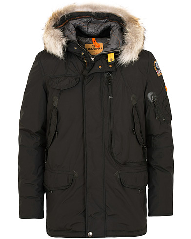 Parajumpers Right Hand Light Masterpiece Parka Black i gruppen Tøj / Jakker / Parkas hos Care of Carl (15143311r)