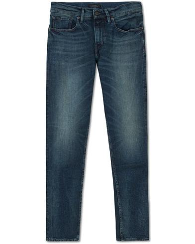 Polo Ralph Lauren Eldridge Slim Fit Stretch Jeans Myers Mid Blue