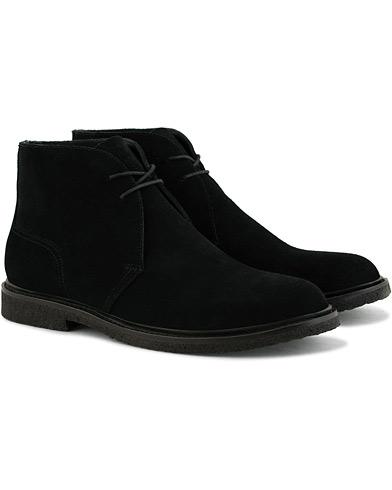 Polo Ralph Lauren Karlyle Chukka Boot Black