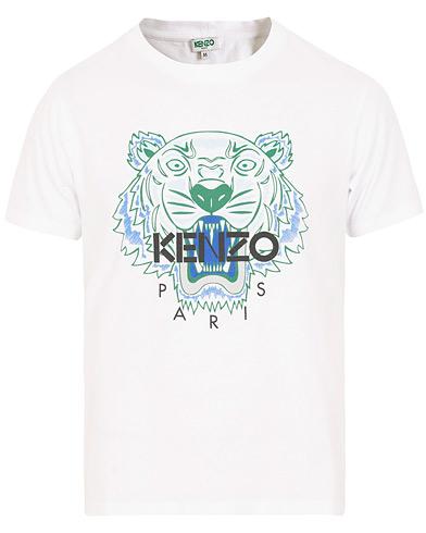 Billede af Kenzo Tiger T-shirt White