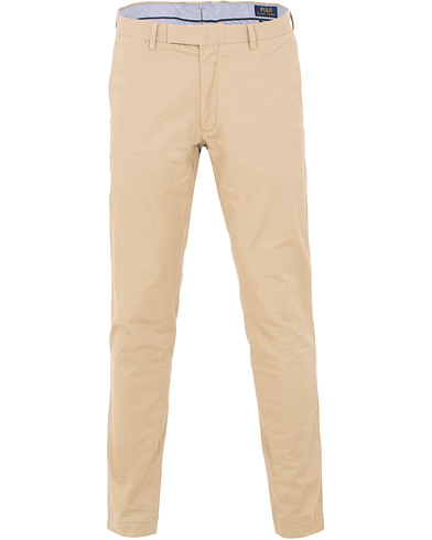 Polo Ralph Lauren Tailored Slim Fit Chinos Khaki