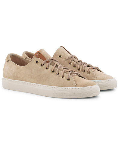 Buttero Suede Sneaker Cappuccino i gruppen Sko / Sneakers / Sneakers med lavt skaft hos Care of Carl (15653811r)