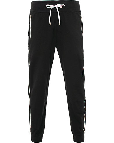 BOSS Track Sweatpants Black i gruppen Tøj / Bukser / Sweatpants hos Care of Carl (15798911r)