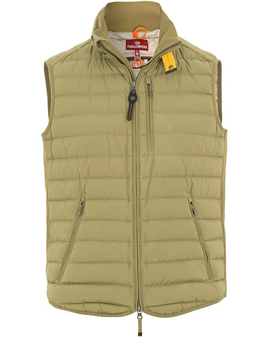 Parajumpers Perfect Super Lightweight Vest Capers Green i gruppen Tøj / Jakker / Dunjakker hos Care of Carl (15836411r)