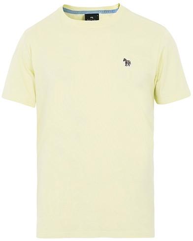 Billede af PS Paul Smith Regular Fit Logo Tee Yellow