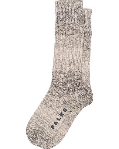 Falke Faded Chunky Sock Beige