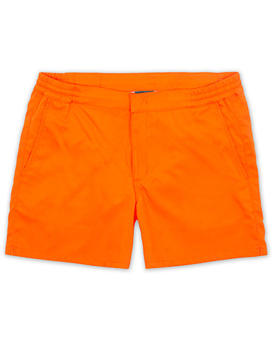 Billede af CDLP Aperitivo Mid Length Swim Shorts Tremezzo Orange