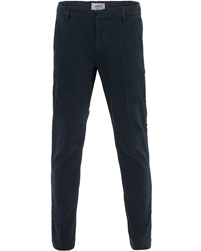 Dondup Gaubert Chinos Navy i gruppen Tøj / Bukser / Chinos hos Care of Carl (16368711r)