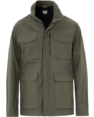 Swims Motion Fieldjacket Olive Night i gruppen Tøj / Jakker / Field jackets hos Care of Carl (16534711r)