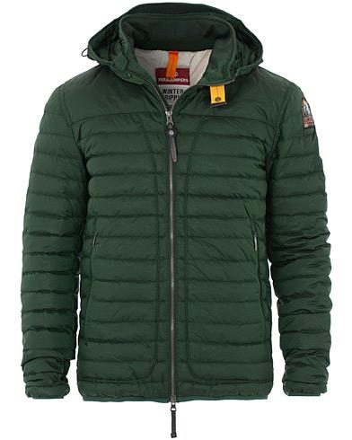 Alden Winter Tripper Jacket Moss Green