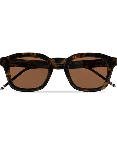 Thom Browne TB-S412 Sunglasses Tokyo Tortoise
