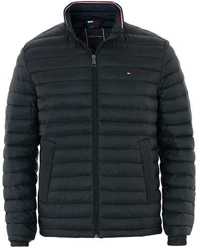 Tommy Hilfiger Packable Lightweight Down Jacket Jet Black men S Sort