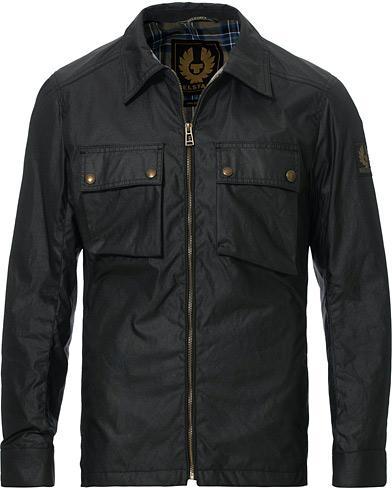 Belstaff Dunstall Waxed Jacket Black