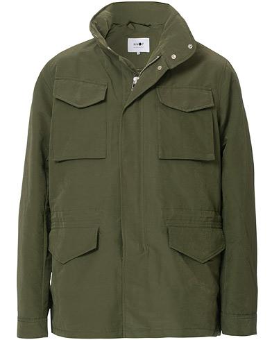 NN07 Field Jacket Army Green