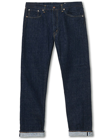 orSlow Tapered Fit 107 Selvedge Jeans One Wash