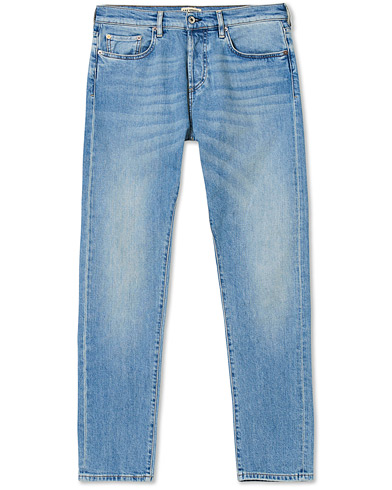 C.O.F. Studio M7 Tapered Stretch Jeans Light Blue