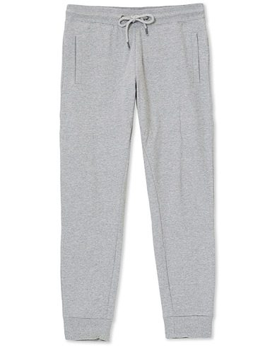 Bread & Boxers Loungewear Pants Grey Melange