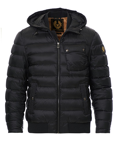 Belstaff Streamline Down Jacket Black