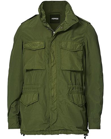 Aspesi M65 Replica Field Jacket Army Green