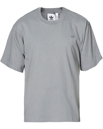 adidas Originals C Short Sleeve Tee Grey Heather