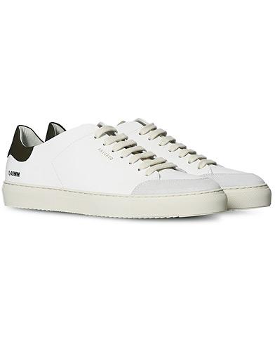 Axel Arigato Clean 90 Triple Sneaker White/Brown Leather